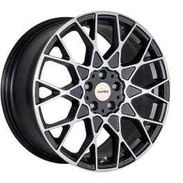 Speedline Corse SL3 Cesare MATT BLACK FACE-CUT 9.0×19 ET: 32 – 5×120