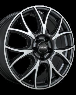 Speedline Corse SL5 Vincitore MATT BLACK FACE-CUT 7.5×18 ET: 45 – 5×114.3