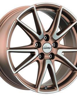Speedline Corse SL6 Vettore BRONZE MATT FACE-CUT 9.5×19 ET: 21 – 5×112