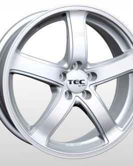 TEC Speedwheels AS1 Cristal silver CB: 74.1 8×18 ET: 30 – 5×120