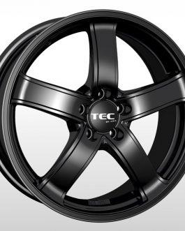 TEC Speedwheels AS1 Schwarz seidenmatt CB: 65.1 7×17 ET: 25 – 4×108