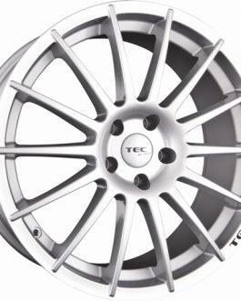 TEC Speedwheels AS2 Cristal silver CB: 72.5 8.5×19 ET: 40 – 5×114.3