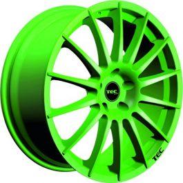 TEC Speedwheels AS2 Race light green CB: 58.1 7×17 ET: 35 – 4×98