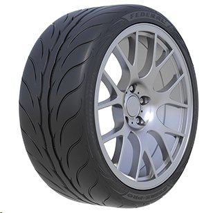 Federal 595RS- PRO 245/40-18 (Y/93) Kesärengas