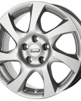 CMS C24 Silver 7×17 ET: 44 – 5×115