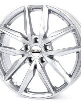 CMS C28 Racing Silver 7.5×18 ET: 51 – 5×112