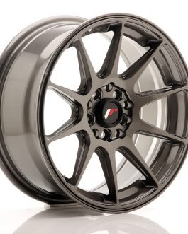 JR Wheels JR11 16×7 ET30 5×100/114 Hyper Gray