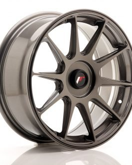 JR Wheels JR11 17×7,25 ET35-40 Blank Hyper Gray