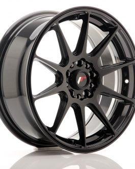 JR Wheels JR11 17×7,25 ET35 5×112/114,3 Glossy Black