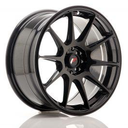 JR Wheels JR11 17×8,25 ET25 4×100/108 Glossy Black