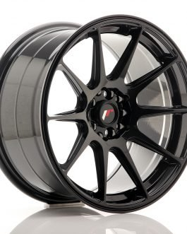 JR Wheels JR11 17×9 ET20 5×100/114 Glossy Black