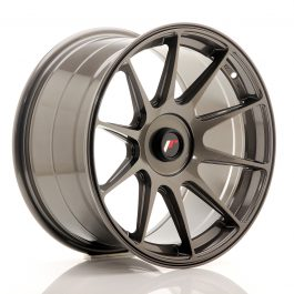 JR Wheels JR11 17×9 ET25-35 Blank Hyper Gray