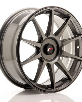 JR Wheels JR11 18×7,5 ET20-40 Blank Hyper Gray