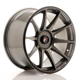 JR Wheels JR11 18×9,5 ET20-30 Blank Hyper Gray