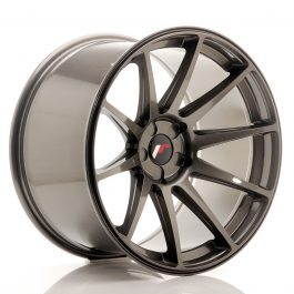JR Wheels JR11 19×11 ET15-25 5H Blank Hyper Gray