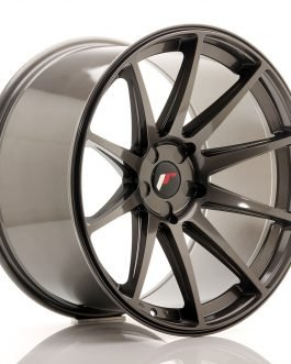 JR Wheels JR11 20×11 ET20-30 5H Blank Hyper Gray