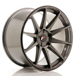 JR Wheels JR11 20×11 ET30-52 5H Blank Hyper Gray