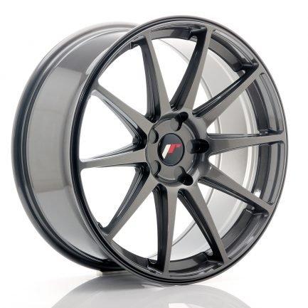 JAPAN RACING JR Wheels JR11 20x8,5 ET20-35 5H Blank Hyper Gray 8.50x20
