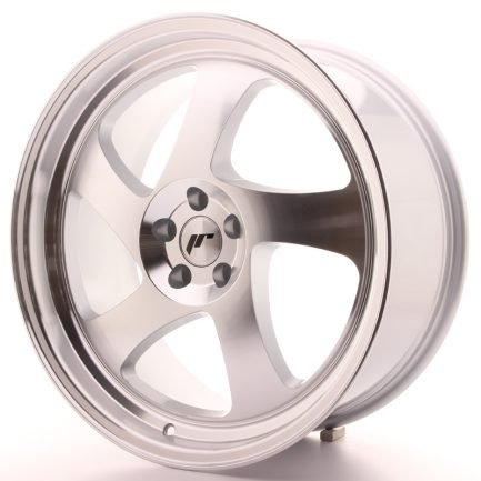 JAPAN RACING JR Wheels JR15 19x8,5 ET20-40 BLANK Silver Machined Face 8.50x19