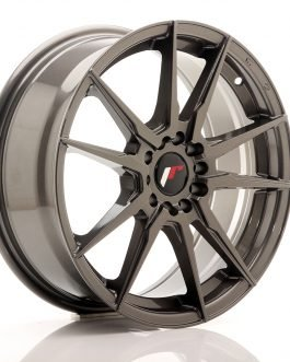 JR Wheels JR21 17×7 ET40 5×108/112 Hyper Gray