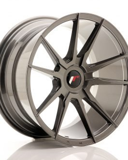 JR Wheels JR21 18×9,5 ET20-40 Blank Hyper Gray