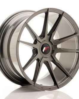 JR Wheels JR21 18×9,5 ET20-40 Blank Hyper Gray