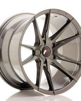 JR Wheels JR21 19×11 ET15-30 5H Blank Hyper Gray
