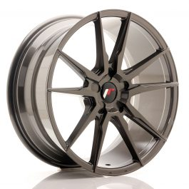 JR Wheels JR21 19×8,5 ET20-43 5H Blank Hyper Gray