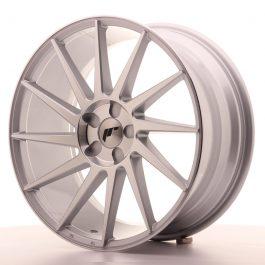 JR Wheels JR22 19×8,5 ET35-43 5H BLANK Silver Machined Face