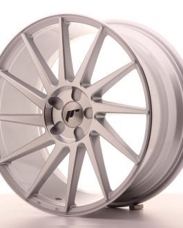JR Wheels JR22 19×8,5 ET35-43 5H BLANK Silver Machined Face