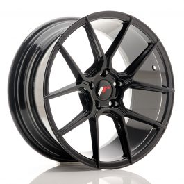 JR Wheels JR30 18×8,5 ET40 5×112 Glossy Black