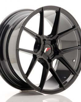 JR Wheels JR30 18×8,5 ET40 5H BLANK Glossy Black