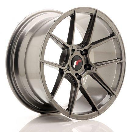 JAPAN RACING JR Wheels JR30 18x9,5 ET35 5x120 Hyper Gray 9.50x18