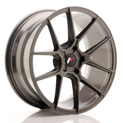 JAPAN RACING JR Wheels JR30 19x8,5 ET20-42 5H Blank Hyper Gray 8.50x19