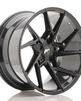 JR Wheels JR33 20×10,5 ET15-30 5H BLANK Gloss Black