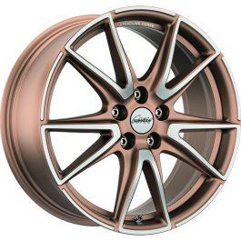 Speedline Corse SL6 Vettore BRONZE MATT FACE-CUT 8.5×19 ET: 21 – 5×112