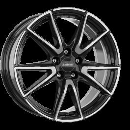 Speedline Corse SL6 Vettore JETBLACK FACE-CUT 9.5×19 ET: 45 – 5×112