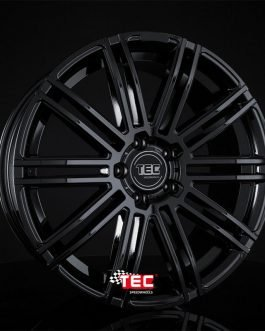 TEC Speedwheels AS3 Black glossy CB: 72.5 8×18 ET: 30 – 5×112