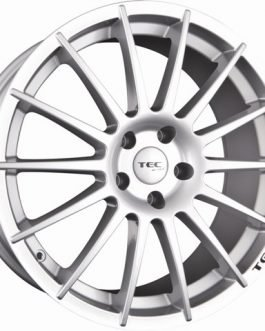 TEC Speedwheels AS2 Cristal silver CB: 72.5 7.5×17 ET: 45 – 5×112