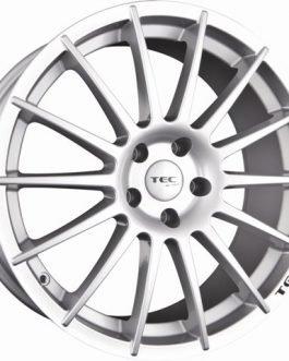 TEC Speedwheels AS2 Cristal silver CB: 65.1 7.5×17 ET: 38 – 5×110