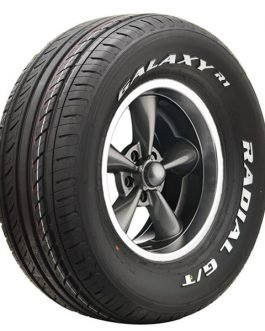 Vitour Galaxy R1 Radial G/T white letters 235/60-14 (H/96) Kesärengas