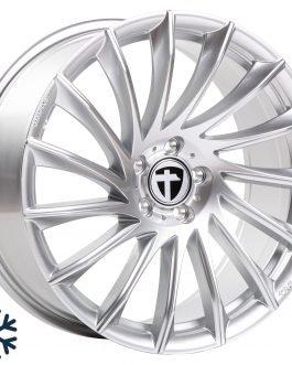 Tomason TN16 Bright Silver 7.5×17 ET: 37 – 5×112