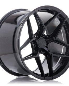Concaver CVR2 20×12 ET0-40 BLANK Platinum Black