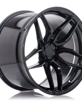 Concaver CVR3 19×9 ET20-51 BLANK Platinum Black
