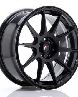 JR Wheels JR11 17×7,25 ET25 4×100/108 Glossy Black