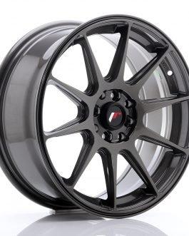 JR Wheels JR11 17×7,25 ET35 4×100/114,3 Hyper Gray