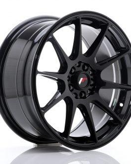 JR Wheels JR11 17×8,25 ET35 4×100/114,3 Glossy Black