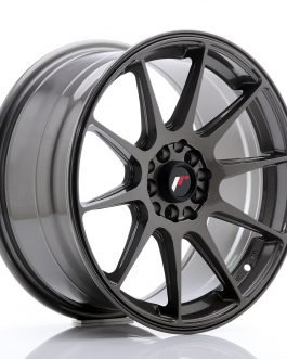 JR Wheels JR11 17×8,25 ET35 5×100/114,3 Hyper Gray