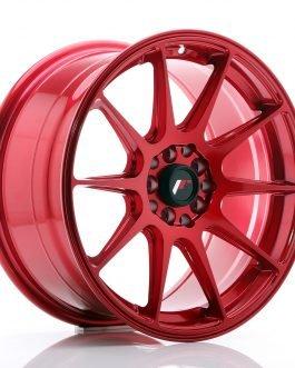 JR Wheels JR11 17×8,25 ET35 5×100/114,3 Platinum Red