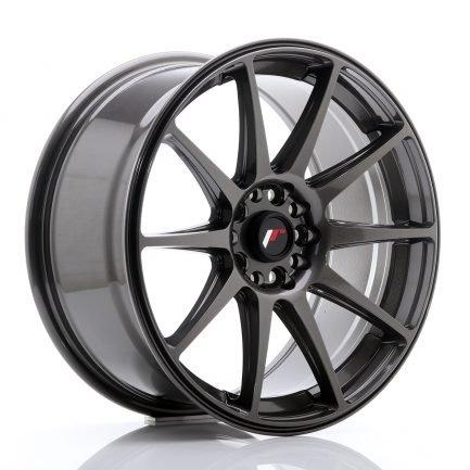 JAPAN RACING JR Wheels JR11 18x8,5 ET40 5x112/114 Hyper Gray 8.50x18